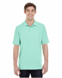 055P Men's 6.5 oz. X-Temp® Piqué Short-Sleeve Polo with Fresh IQ - Hanes Mens Polo Shirts