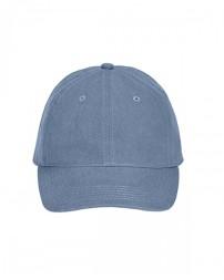 104 Pigment-Dyed Canvas Baseball Cap - Comfort Colors Caps