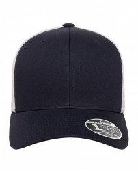 110MT Flexfit 110® Adult Adjustable Mesh Cap - Yupoong Caps