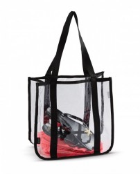 1120 Clear Event Tote - Gemline Tote Bags