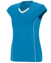 1218 Ladies' Blash Jersey - Augusta Drop Ship Womens T Shirts