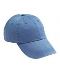 145 Adult Solid Low-Profile Pigment-Dyed Cap - Anvil Caps
