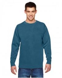 1566 Adult Crewneck Sweatshirt - Comfort Colors Crewneck Sweatshirts