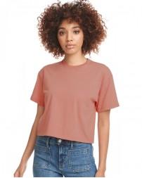1580NL Ladies' Ideal Crop T-Shirt - Next Level Womens T Shirts