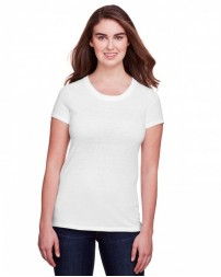 202A Ladies' Triblend Short-Sleeve T-Shirt - Threadfast Apparel Womens T Shirts