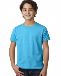 3312 Youth CVC Crew - Next Level Crew T Shirts