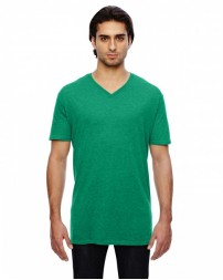 352 Adult Featherweight V-Neck T-Shirt - Anvil T Shirts