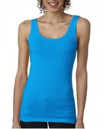 3533 Ladies' Spandex Jersey Tank - Next Level Womens T Shirts