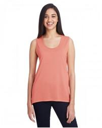 37PVL Ladies' Freedom Sleeveless T-Shirt - Anvil Womens T Shirts
