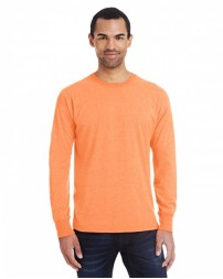 42L0 Men's 4.5 oz., 60/40 Ringspun Cotton/Polyester X-Temp® Long-Sleeve T-Shirt - Hanes Mens T Shirts