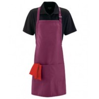 Adult Full Width Apron with Pockets