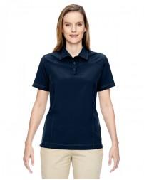 75120 Ladies' Excursion Crosscheck WovenPolo - North End Women Polo Shirts