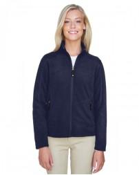 78172 Ladies' Voyage Fleece Jacket - North End Jackets