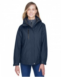 78178 Ladies' Caprice 3-in-1 Jacket with Soft Shell Liner - North End Womens Jackets