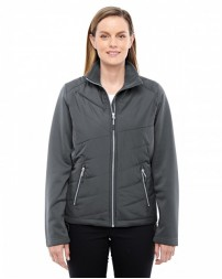 78809 Ladies' Quantum Interactive Hybrid Insulated Jacket - North End Women Jackets