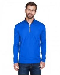 8230 Men's Cool & Dry Sport Quarter-Zip Pullover - UltraClub Mens Sweatshirts