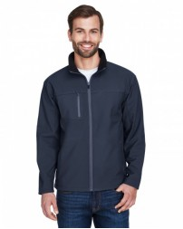 8280 Adult Ripstop Soft Shell Jacket with Cadet Collar - UltraClub Jackets