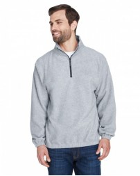 8480 Adult Iceberg Fleece Quarter-Zip Pullover - UltraClub Jackets