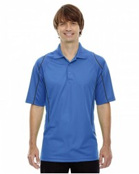 85107 Men's Eperformance™ Velocity Snag Protection Colorblock Polo with Piping - Extreme Mens Polo Shirts