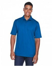 85108T Men's Tall Eperformance™ Shield Snag Protection Short-Sleeve Polo - Extreme Mens Polo Shirts