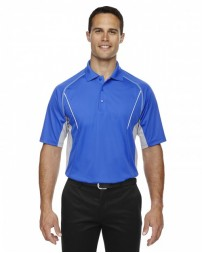 85110 Men's Eperformance™ Parallel Snag Protection Polo with Piping - Extreme Mens Polo Shirts
