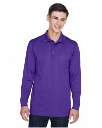 85111 Men's Eperformance™ Snag Protection Long-Sleeve Polo - Extreme Mens Polo Shirts
