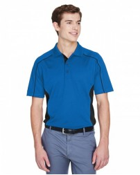 85113T Men's Tall Eperformance™ Fuse Snag Protection Plus Colorblock Polo - Extreme Mens Polo Shirts