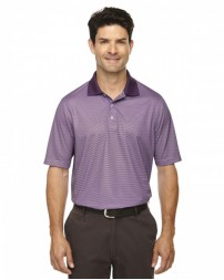 85115 Men's Eperformance™ Launch Snag Protection Striped Polo - Extreme Mens Polo Shirts