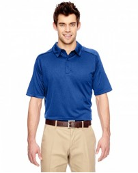 85117 Men's Eperformance™ Fluid Mélange Polo - Extreme Mens Polo Shirts