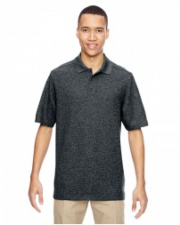 85121 Men's Excursion Nomad Performance Waffle Polo - North End Mens Polo Shirts