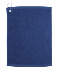 C1518GH Large Rally Towel with Grommet and Hook - Carmel Towel Company Rally Towels
