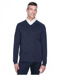 D475 Men's V-Neck Sweater - Devon & Jones Mens Sweaters