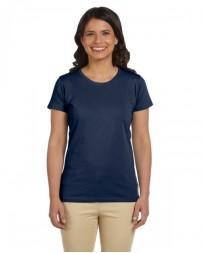 EC3000 Ladies' 100% Organic Cotton Classic Short-Sleeve T-Shirt - econscious Womens T Shirts