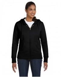 EC4501 Ladies' Organic/Recycled Full-Zip Hooded Sweatshirt - econscious Hooded Sweatshirts