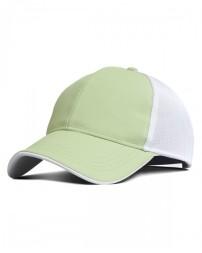 F366 Performance Pearl Nylon Mesh Back Cap - Fahrenheit Caps