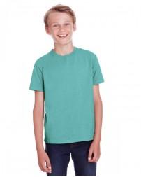 GDH175 Youth 5.5 oz., 100% Ring Spun Cotton Garment-Dyed T-Shirt - ComfortWash by Hanes Cotton T Shirts