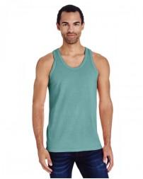 GDH300 Unisex 5.5 oz., 100% Ringspun Cotton Garment-Dyed Tank - ComfortWash by Hanes Cotton T Shirts