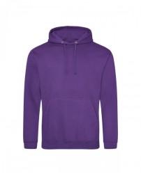 JHA001 Men's 80/20 Midweight College Hooded Sweatshirt - Just Hoods By AWDis Hooded Sweatshirts