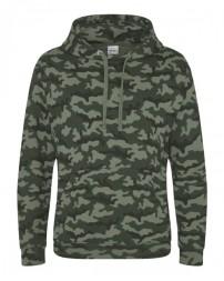 JHA014 Unisex Camo Hoodie - Just Hoods By AWDis Hoodies Sweatshirts