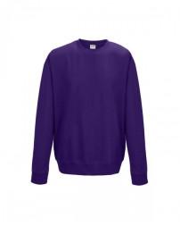 JHA030 Adult 80/20 Midweight College Crewneck Sweatshirt - Just Hoods By AWDis Crewneck Sweatshirts