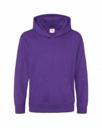 JHY001 Youth 80/20 Midweight College Hooded Sweatshirt - Just Hoods By AWDis Hooded Sweatshirts