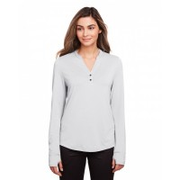 Ladies' Jaq Snap-Up Stretch Performance Pullover