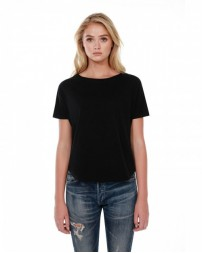 ST1063 Ladies' 3.5 oz., 100% Cotton New Dolman T-Shirt - StarTee Drop Ship Womens T Shirts