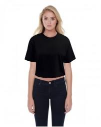 ST1110 Ladies' Boyfriend Crop T-Shirt - StarTee Drop Ship Womens T Shirts