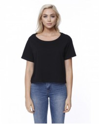 ST1161 Ladies' Cotton Boxy T-Shirt - StarTee Drop Ship Womens T Shirts