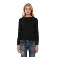 Ladies' 3.5 oz., Cotton/Poly Everyday Long-Sleeve T-Shirt