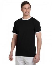 Adult 5.2 oz. Ringer T-Shirt