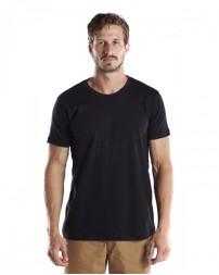 US200OR Men's Short-Sleeve Organic Crewneck T-Shirt - US Blanks Mens T Shirts